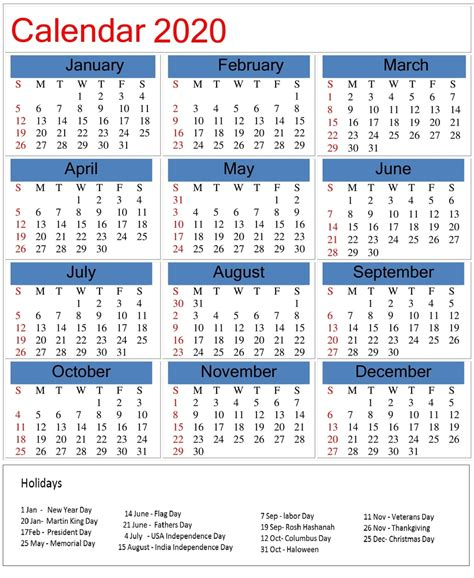 printable  calendar  holidays   heart