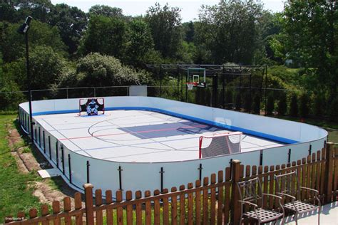 Backyard Roller Hockey Rink by Roller Hockey Skating Modular Tiles We Install Nj Ny Pa De