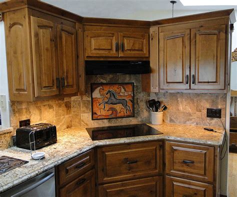kitchen murals design southwest horse 3 contemporary tile ta by the