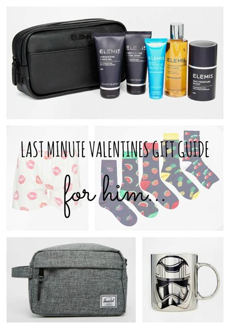 last minute valentines gifts for him last minute valentines gifts for him