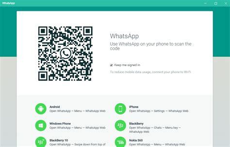 tutorial memasang aplikasi whatsapp di ipad cara install whatsapp di komputer pc laptop minta
