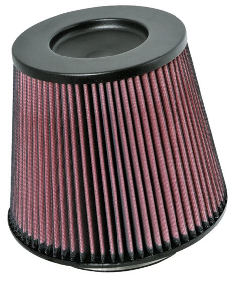 Air Filter New Vixion k n releases new large tapered cone universal air filter with 6 inch flange