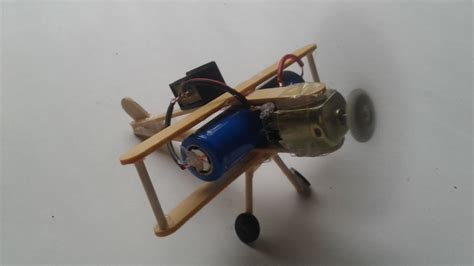 youtube membuat es krim mainan ide kreatif membuat pesawat terbang mainan dari stik es