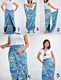 Rok Batik Layer 7 8 1000 images about comment porter un par 233 o on
