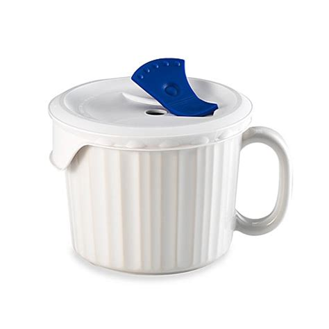 plastic cover bed bath beyond corningware 174 20 ounce mug with venting plastic cover bed