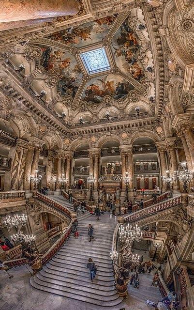 Plafond Palais Garnier by Amazing Interior Opera Garnier