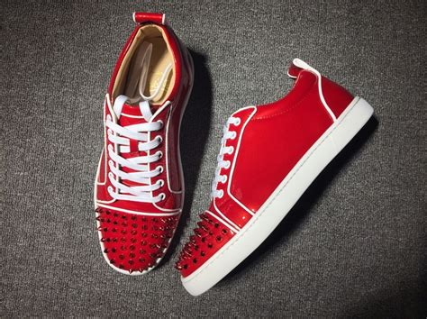 bottom shoes for christian louboutin sneaker low top junior shoes bottoms