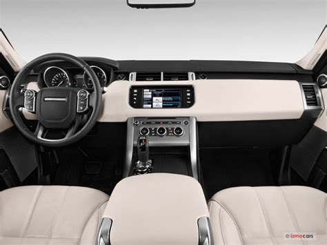 land rover range rover sport 2015 interior 2015 land rover range rover sport prices reviews and