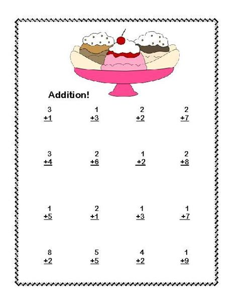 Free Math Worksheets For 1st Grade Addition by Grade Math Addition Subtraction Within 20