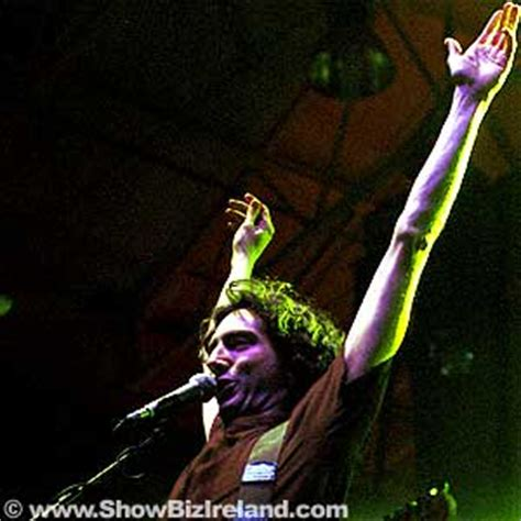 Snow Patrol Plays The Garden by Showbiz Ireland Colin Farrell Hangs With The Scissor
