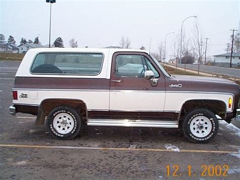 gmc jimmy 1980 mowlman 1980 gmc jimmy specs photos modification info at