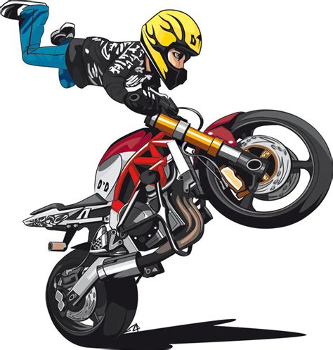 Poster Trail Bike Stunt S05 28 best bikes images on bike motorcycle and bicycle