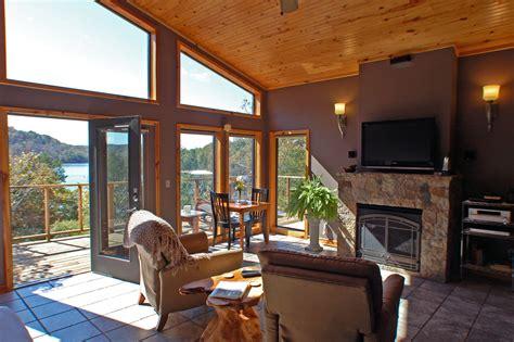 Beaver Lakefront Cabins Eureka Springs Arkansas The Beaver Lake Cottages Eureka Springs Ar