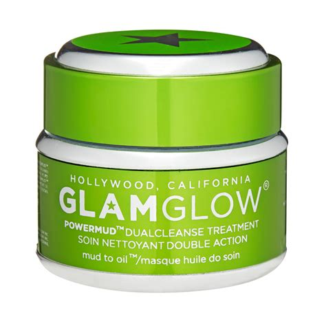 Glamglow Detox Mask by Glamglow Powermud Dualcleanse Treatment Cleansing
