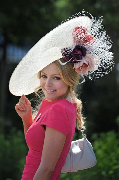 royal ascot hats beau flutterby royal ascot hats 2012 the good the bad