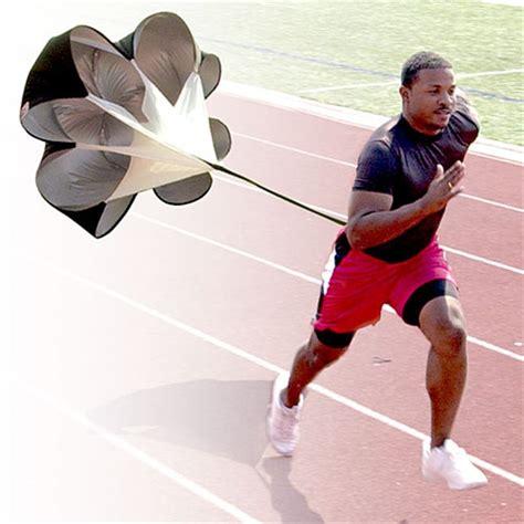 Parasut Untuk Latihan Lari speed chute parasut latihan lari black jakartanotebook