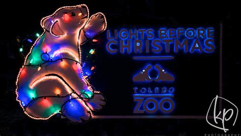Lights Before Christmas At The Toledo Zoo Photography Of Toledo Lights At The Zoo