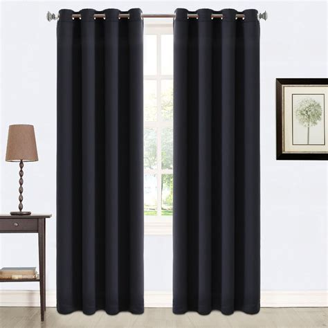 curtains thermal blackout honana wx c12 room darkening thermal insulated blackout