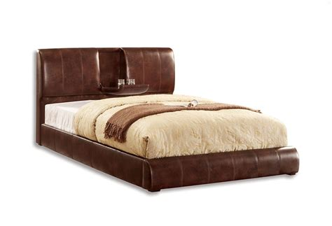 Webster European Brown Platform Bed With Slat Kit Cm7027br