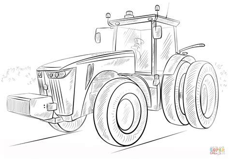 Kolorowanka Traktor John Deere Kolorowanki Dla Dzieci Do