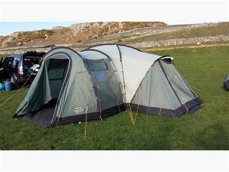4 man tent 2 bedroom vango colorado 800 dlx 8 man 3 4 bedroom tent stourbridge