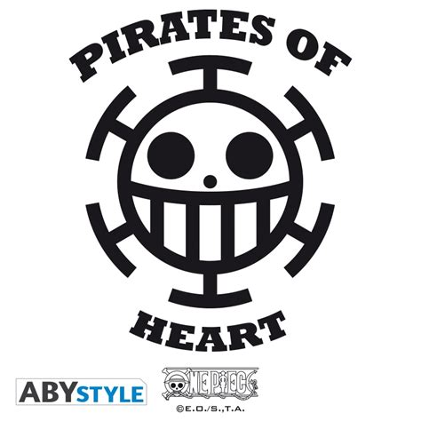 one piece verre one piece trafalgar law abystyle