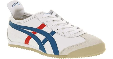 Sepatu Asics Onitsuka 66 04 onitsuka tiger mexico 66 in white for lyst