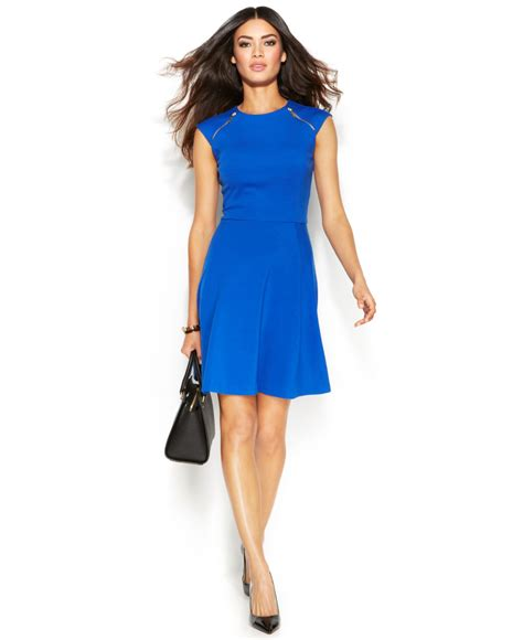 Dress Blue 1 topshop mixed lace bodycon dress in blue lyst wedding dress inspiration