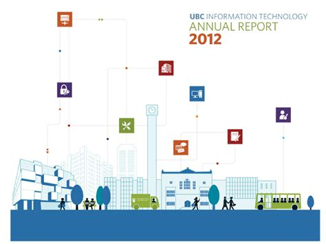 2012 Annual Report by Ubc It 2012 Annual Report Now Available Ubc Information Technology