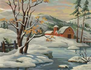 barn painting ontario cornwall ontario marcel quesnel painting of the quot