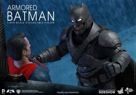 Hottoys Armored Batman Chocoolate dc comics armored batman sixth scale figure by toys sideshow collectibles