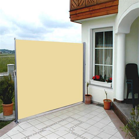 Patio Awning Side Panels Side Awning Blind Patio Garden Balcony Terrace Sunshade