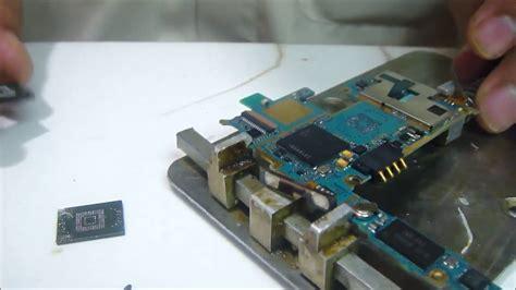 Ic Emmc Samsung Ace 3 samsung s2 i9100g emmc ic changing done hd