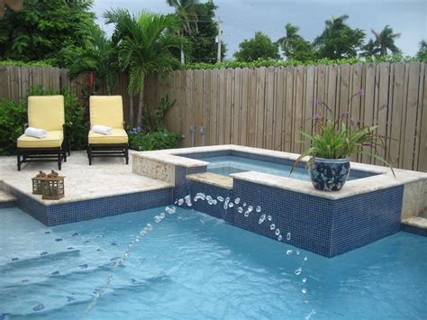 pools with spas swimming pool designer in fort lauderdale florida pool