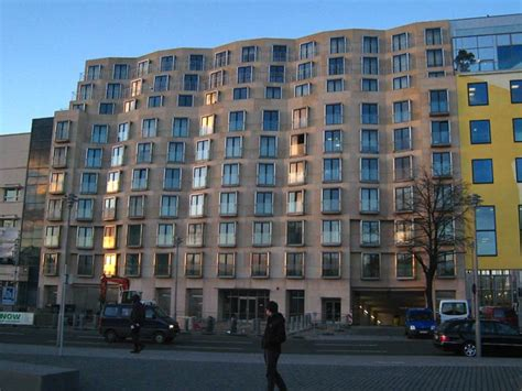 dz bank building berlin фрэнк гери frank gehry dz bank building архитектура и