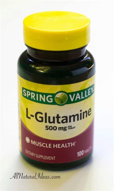 supplement l glutamine l glutamine to build and burn all ideas
