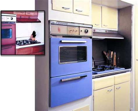 painting appliances to change the look of your kitchen