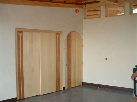 Hand Crafted Cherry And Cedar Interior Doors By Pacific Cedar Interior Doors