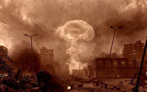 nuclear fallout wallpaper www pixshark com images