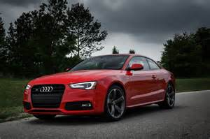 2014 Audi S5 Convertible 2014 Audi S5 Coupe Front Three Quarters Photo 00