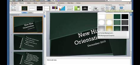 new themes microsoft powerpoint 2007 how to create a custom theme in microsoft powerpoint for