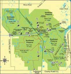 st sebastian river preserve state park florida state parks