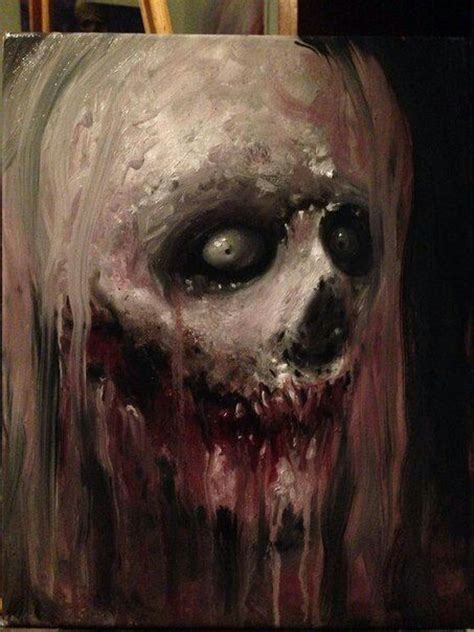 the art of horror the horror art of zach dunn horror amino