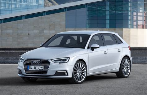 Audi A3 For by 2017 Audi A3 E Debuts In The Us Gets Technology