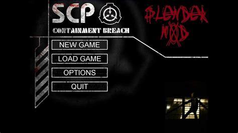 Lu Gantung Scp 6890 1 scp containment breach slender mod