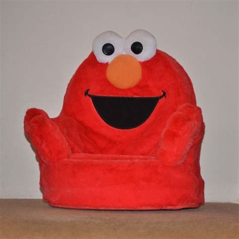 Elmo Chairs by Elmo Says Quot Spin Chair Toys
