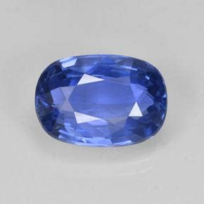 blue sapphire 5 1ct oval from sri lanka gemstone