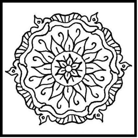 coloring pages designs flowers cute coloring pages coloring part 413