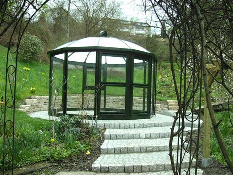 pavillon glas rund gartenpavillion 187 kaufen beim experten selfkant wolters