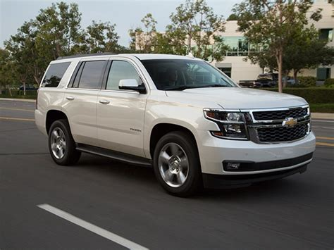 chevrolet family cars 15 best family cars 2015 chevrolet tahoe kelley blue book